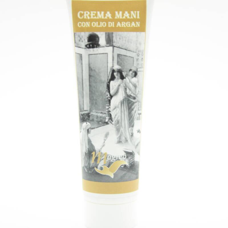 Crema mani con olio di argan